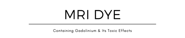 MRI DYE CONTAINING GADOLINIUM